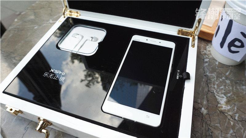 还真的是vivo的最美手机:vivo X5Pro开箱图赏的照片 - 2