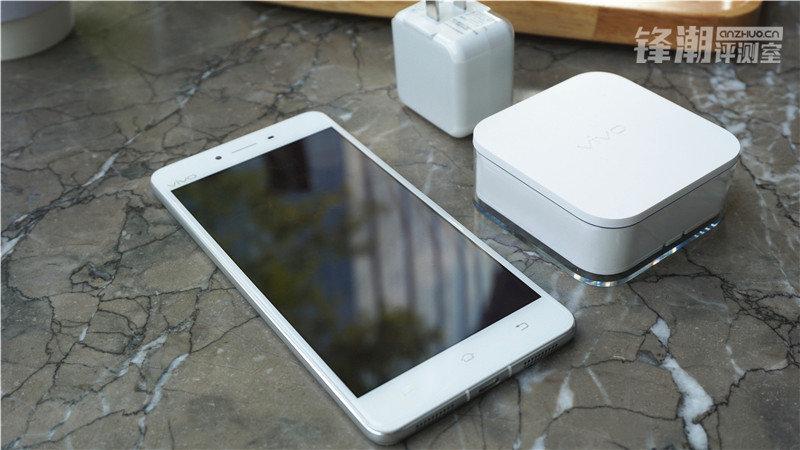 还真的是vivo的最美手机:vivo X5Pro开箱图赏的照片 - 4
