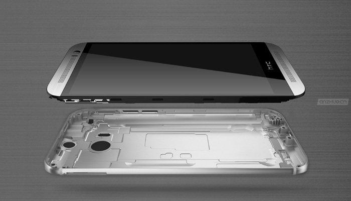 2599元:新款HTC One M8s手机国行上市的照片 - 6