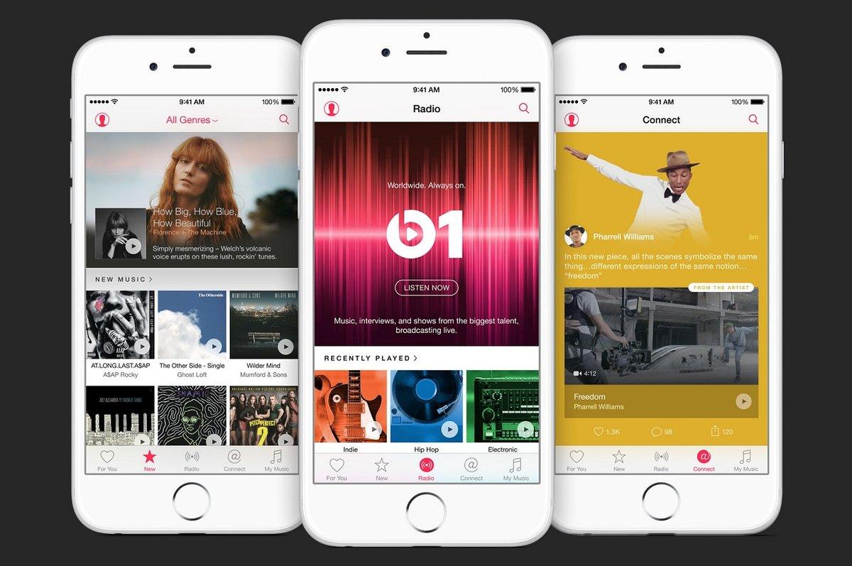 原来国人想听苹果Apple Music也是很容易的的照片 - 2