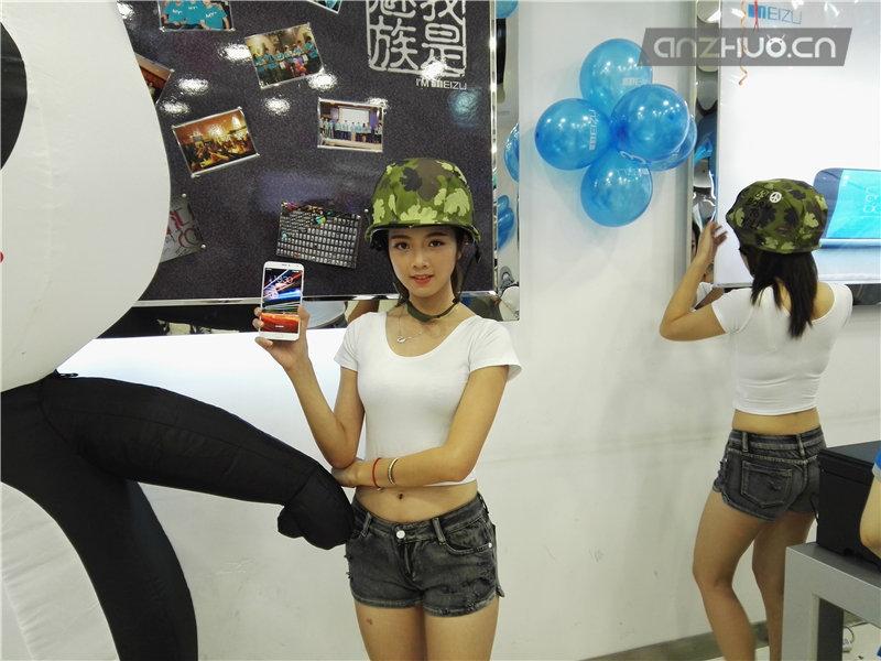 魅族手机新旗舰MX5广州首售1799元起的照片 - 11