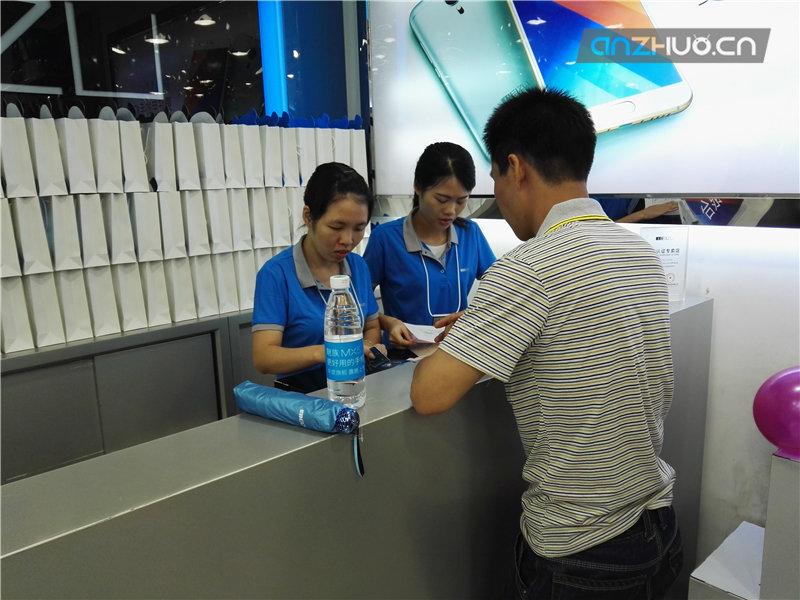 魅族手机新旗舰MX5广州首售1799元起的照片 - 8