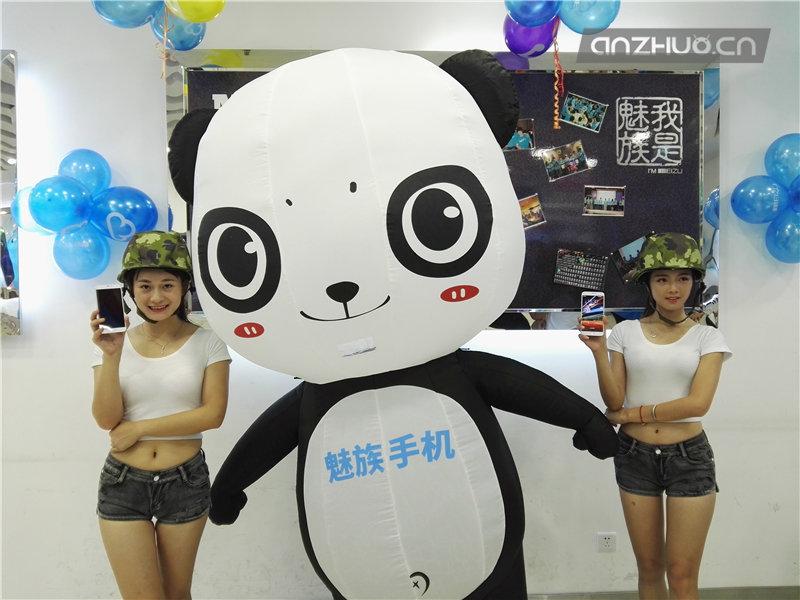 魅族手机新旗舰MX5广州首售1799元起的照片 - 10