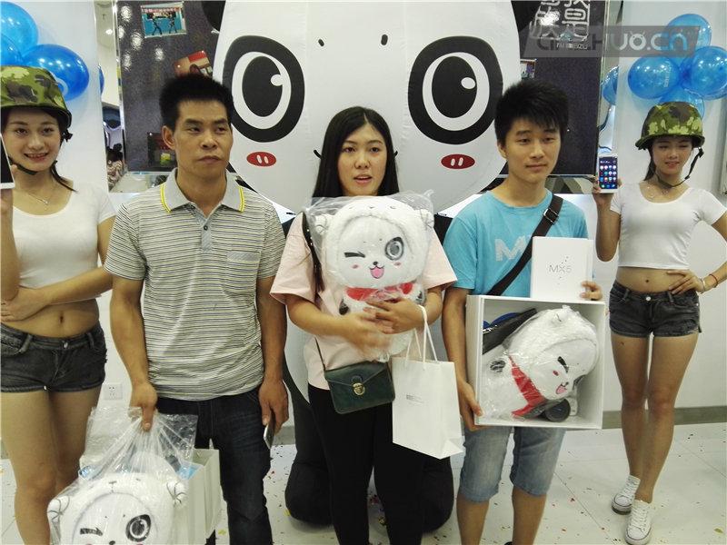 魅族手机新旗舰MX5广州首售1799元起的照片 - 14