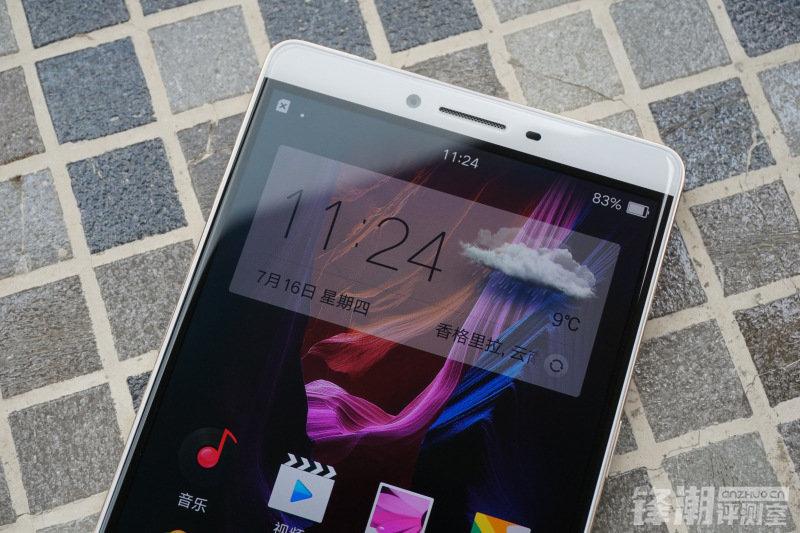 7月23日上市:巨屏OPPO R7 Plus手机开箱图赏的照片 - 9