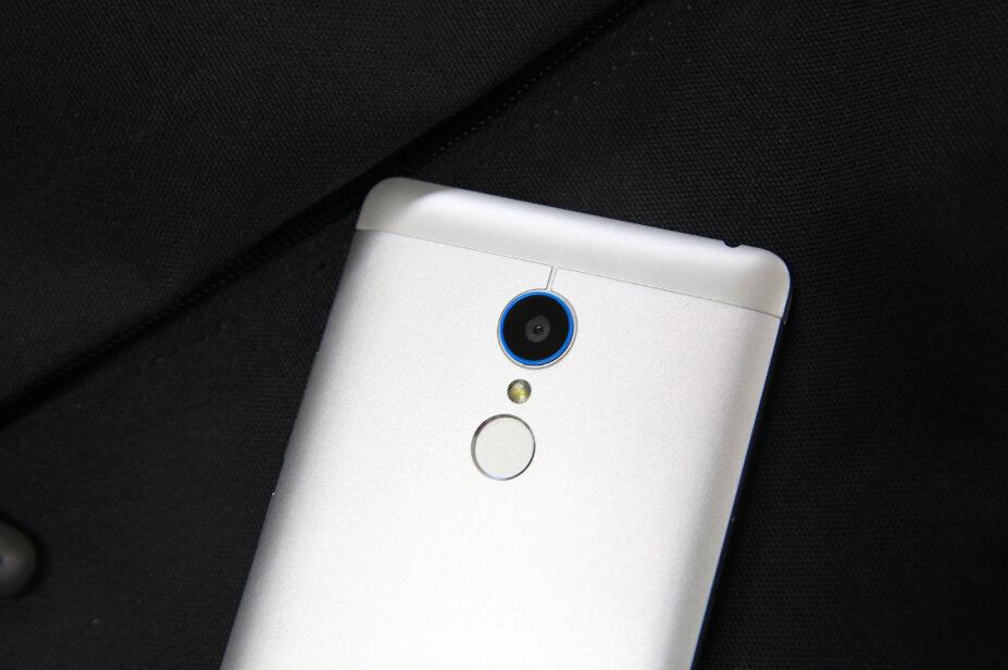指纹识别确认 中兴V5真机曝光的照片 - 9