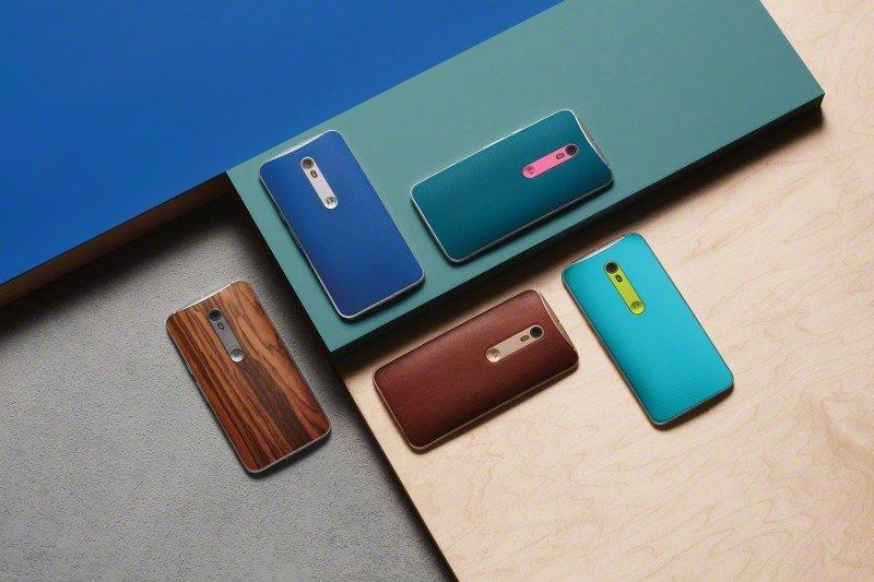 摩托罗拉手机新品发布会总结 三机配置一览的照片 - 39