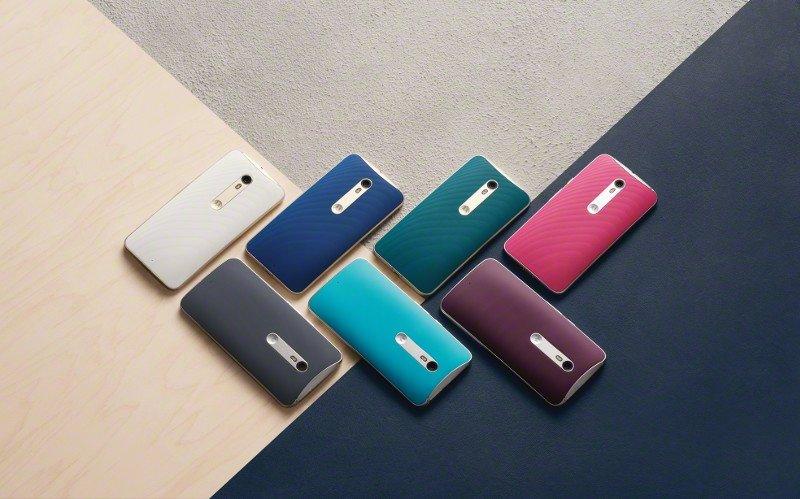摩托罗拉手机新品发布会总结 三机配置一览的照片 - 41