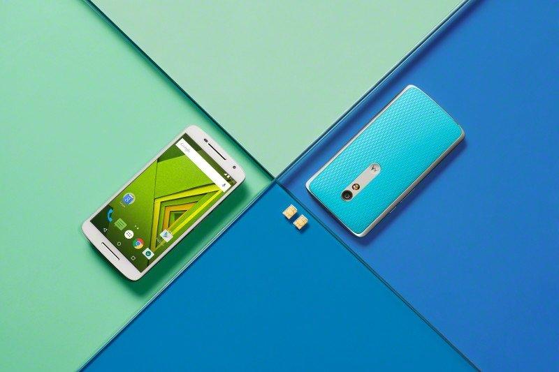 摩托罗拉手机新品发布会总结 三机配置一览的照片 - 21