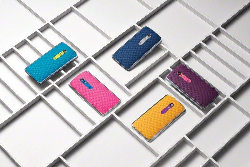 摩托罗拉手机新品发布会总结 三机配置一览的照片 - 29