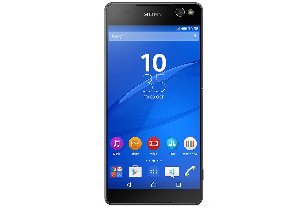 索尼SONY准无边框手机Xperia C5 Ultra发布的照片 - 5