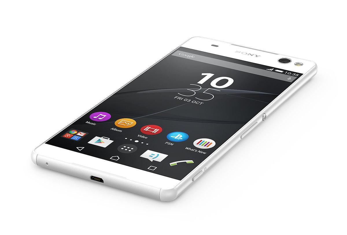 索尼SONY准无边框手机Xperia C5 Ultra发布的照片 - 6