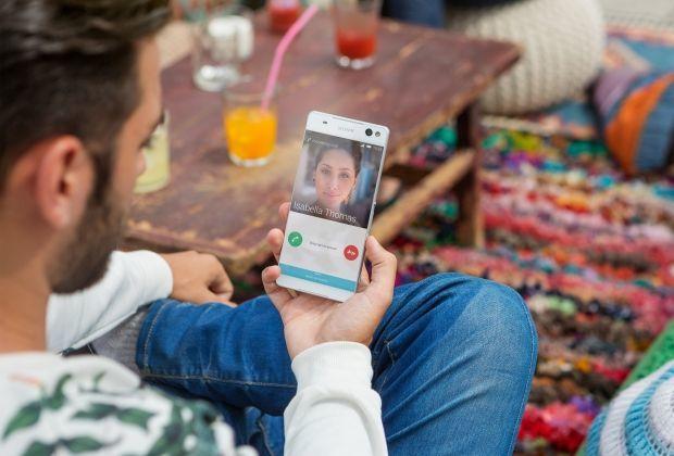 索尼SONY准无边框手机Xperia C5 Ultra发布的照片 - 9