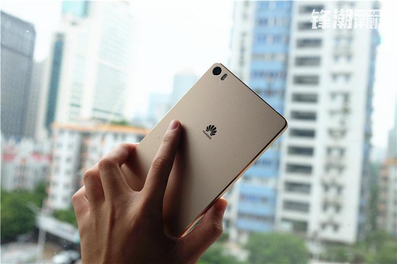 不仅仅为大屏手机:华为P8 Max体验评测的照片 - 12