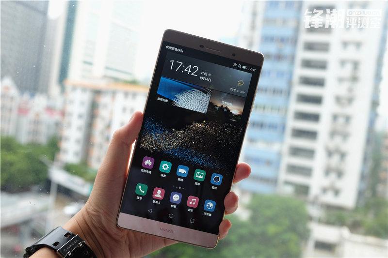 不仅仅为大屏手机:华为P8 Max体验评测的照片 - 11