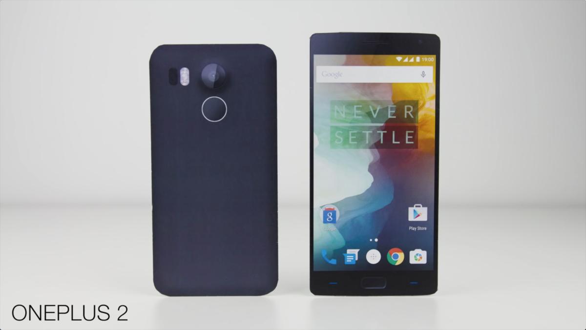 视频都出了 谷歌Nexus 5(2015)模型机与各大旗舰外观对比的照片 - 5