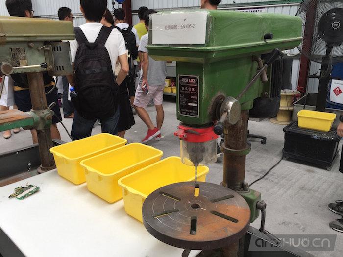 为绿色牵头:魅族mCycle回收工厂参观纪实的照片 - 22