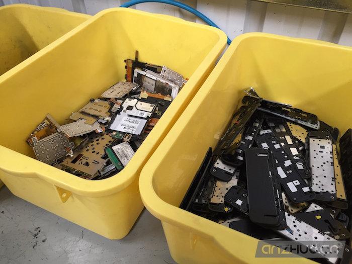 为绿色牵头:魅族mCycle回收工厂参观纪实的照片 - 17