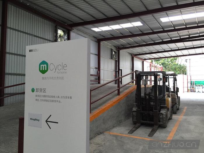 为绿色牵头:魅族mCycle回收工厂参观纪实的照片 - 8
