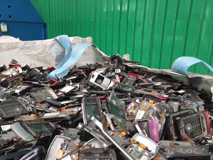 为绿色牵头:魅族mCycle回收工厂参观纪实的照片 - 16