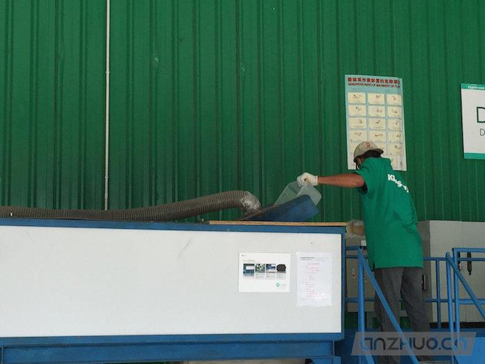为绿色牵头:魅族mCycle回收工厂参观纪实的照片 - 12