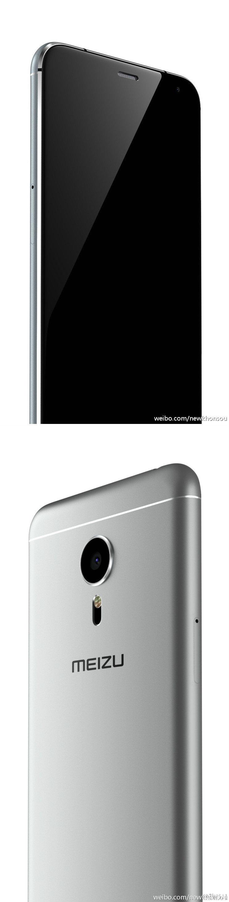 魅族3K旗舰现身:2.5D屏幕+金属机身的照片 - 5
