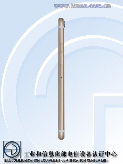 """iPhone 6s工信部照片显示后壳没""""S""""的照片 - 5"""