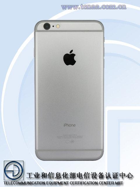 """iPhone 6s工信部照片显示后壳没""""S""""的照片 - 11"""