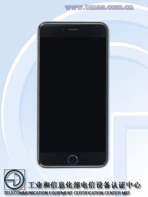 """iPhone 6s工信部照片显示后壳没""""S""""的照片 - 8"""