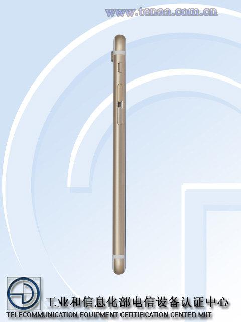 """iPhone 6s工信部照片显示后壳没""""S""""的照片 - 6"""