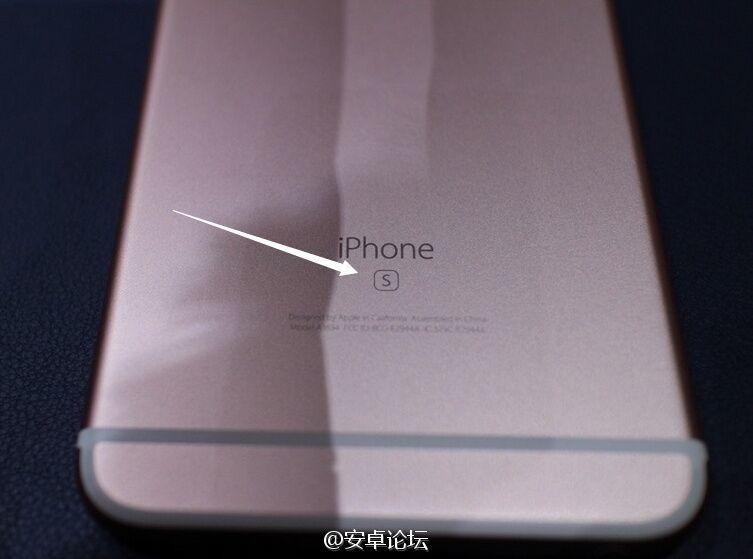 """iPhone 6s工信部照片显示后壳没""""S""""的照片 - 12"""