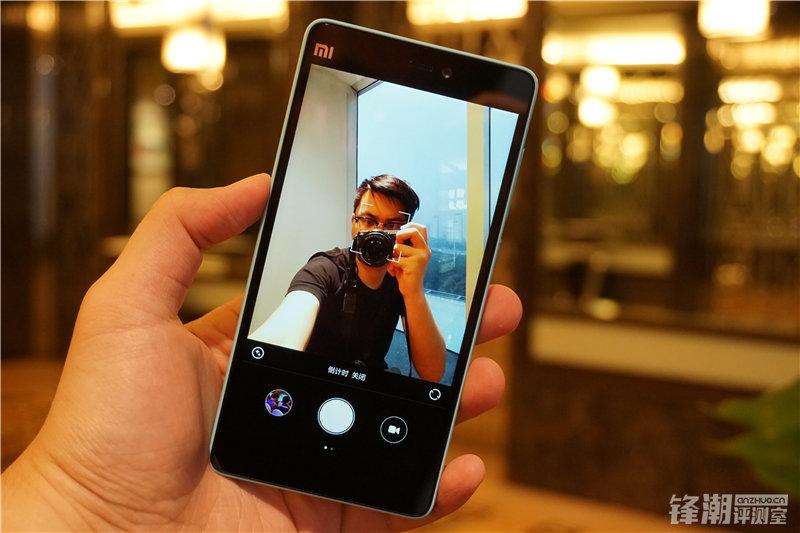 可能是手感最好的小米手机:小米4c上手体验的照片 - 12