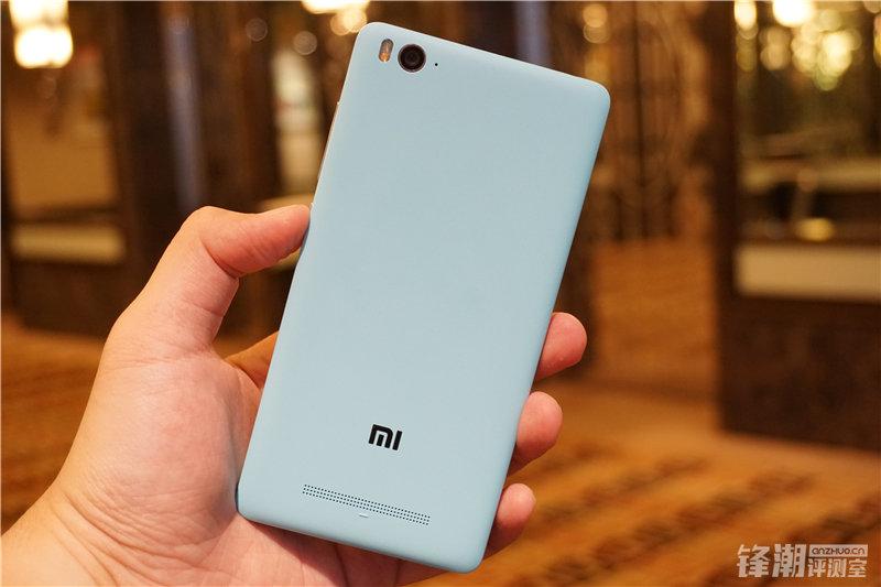 可能是手感最好的小米手机:小米4c上手体验的照片 - 13