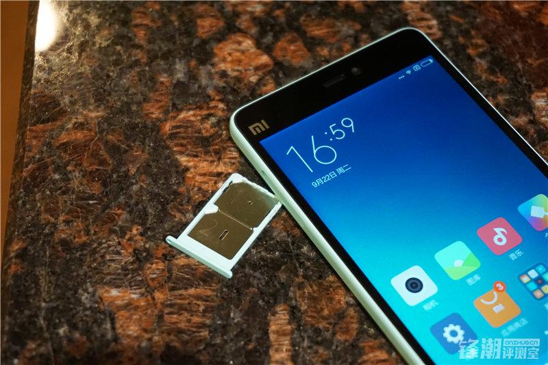 可能是手感最好的小米手机:小米4c上手体验的照片 - 14