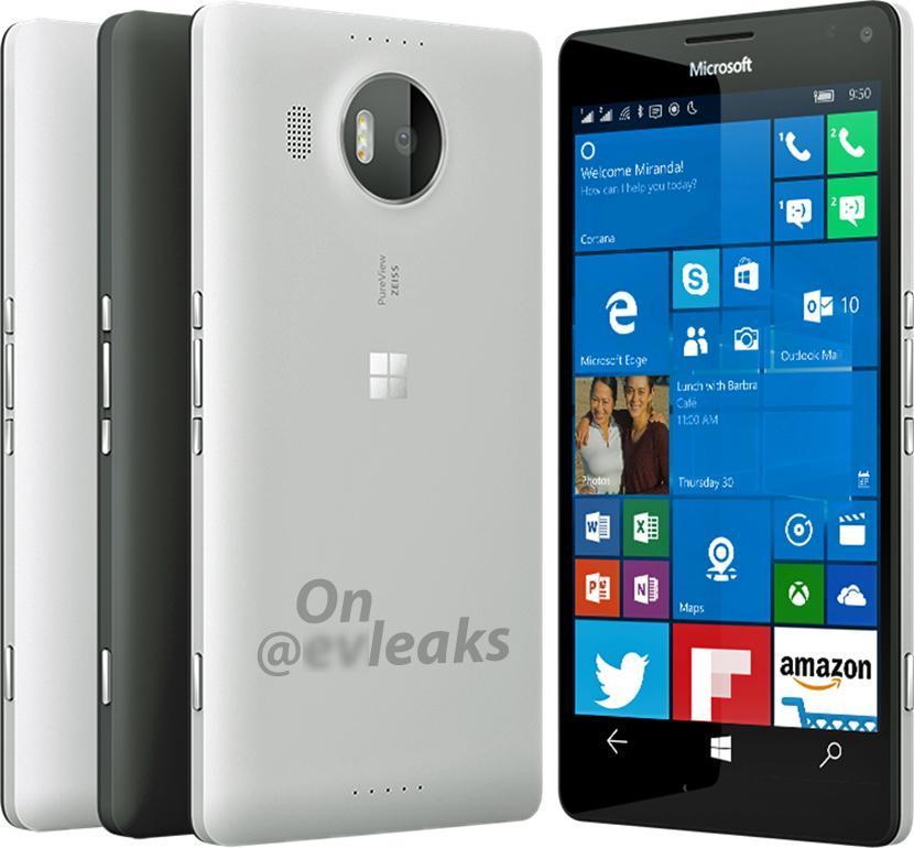 微软Lumia 950/950 XL真机图曝光的照片 - 7