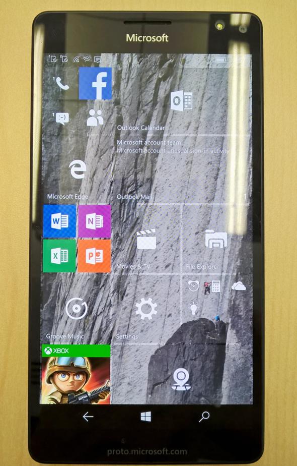 微软Lumia 950/950 XL真机图曝光的照片 - 6