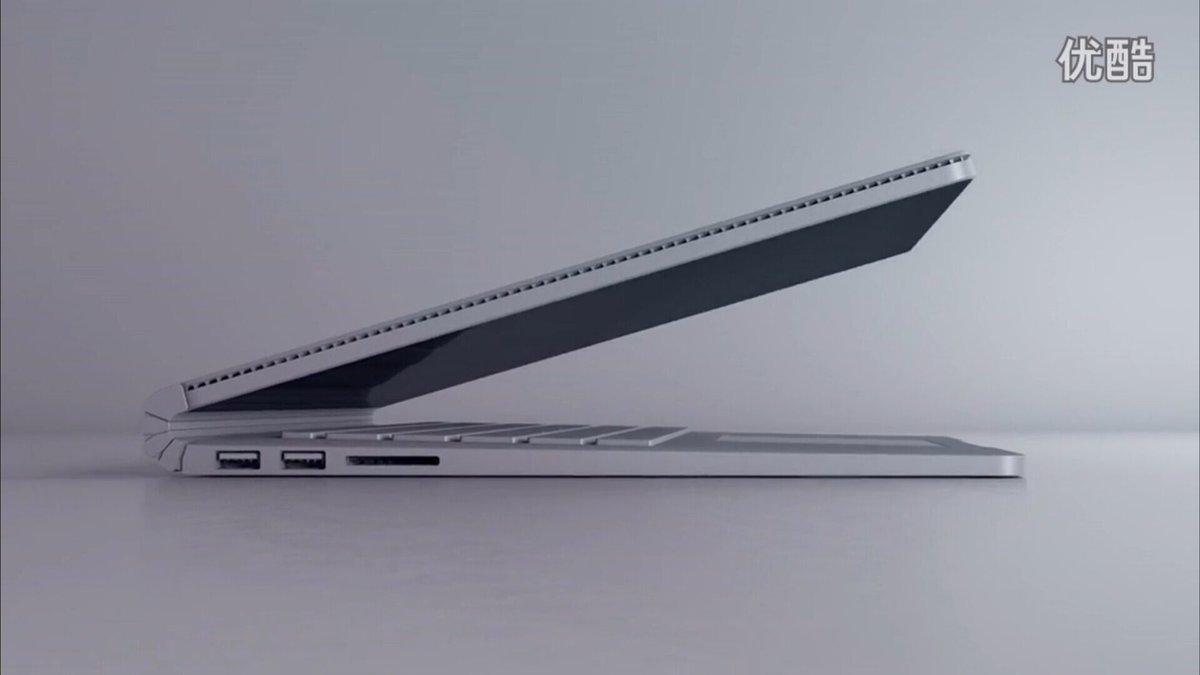 终极笔记本Surface Book上手的照片 - 8