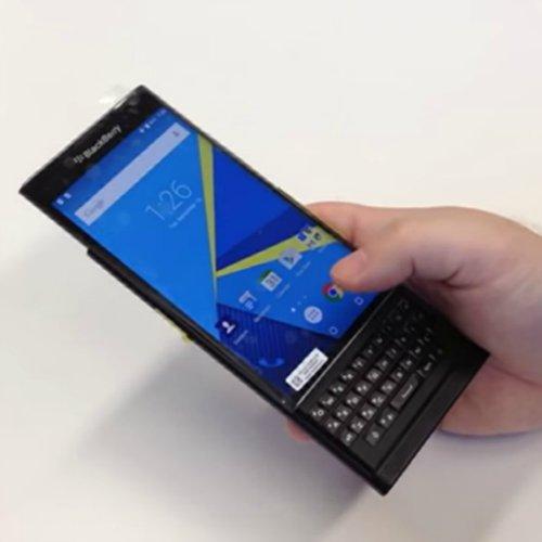 英国零售商公布黑莓Priv真机上手视频的照片 - 9