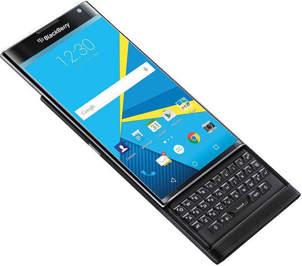 别具一格:黑莓首款安卓机Blackberry Priv图赏的照片 - 2