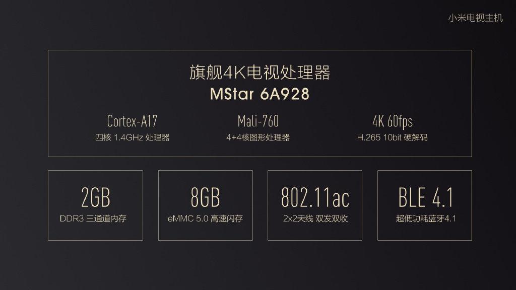 小米电视3主机售价999元:可单独购买的照片 - 4