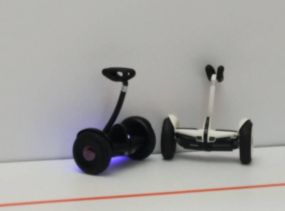 小米次世代玩具:九号平衡车图赏的照片 - 7