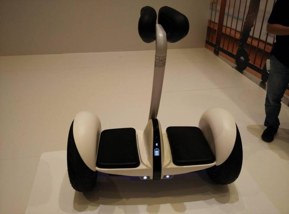小米次世代玩具:九号平衡车图赏的照片 - 11
