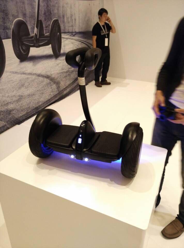 小米次世代玩具:九号平衡车图赏的照片 - 12