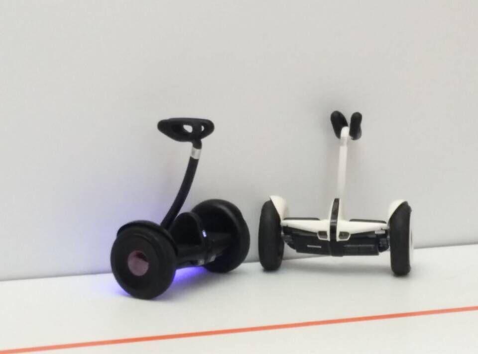 小米次世代玩具:九号平衡车图赏的照片 - 13