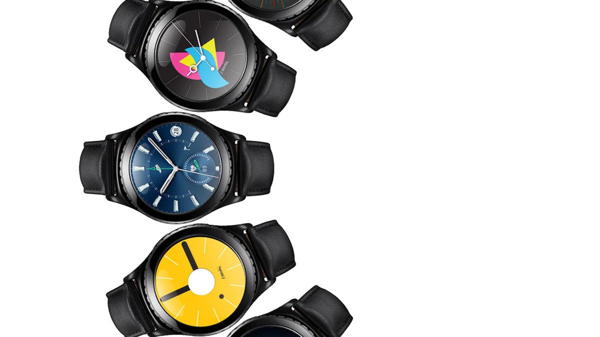 售价2198/2398元 三星发布Gear S2智能手表的照片 - 28