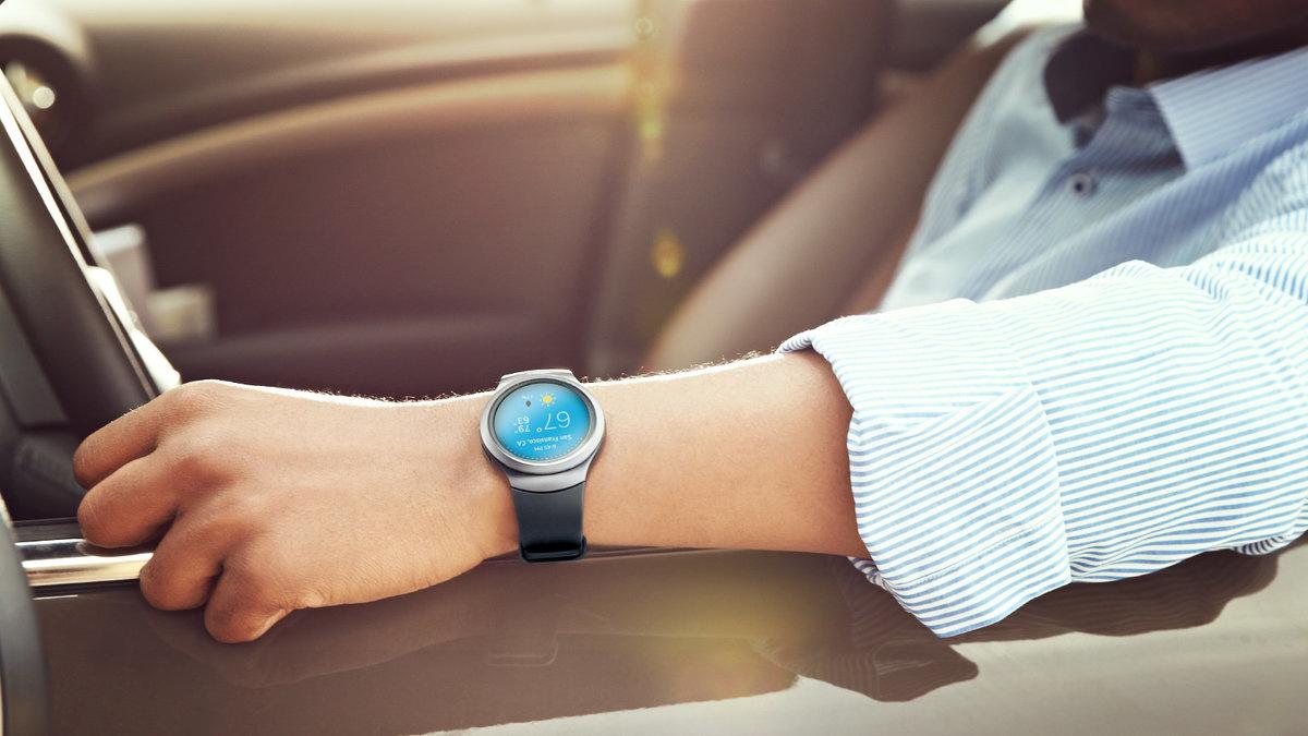 售价2198/2398元 三星发布Gear S2智能手表的照片 - 18
