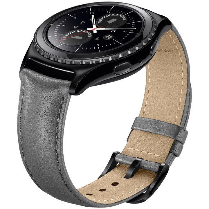 售价2198/2398元 三星发布Gear S2智能手表的照片 - 23