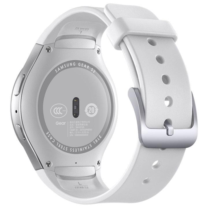售价2198/2398元 三星发布Gear S2智能手表的照片 - 16
