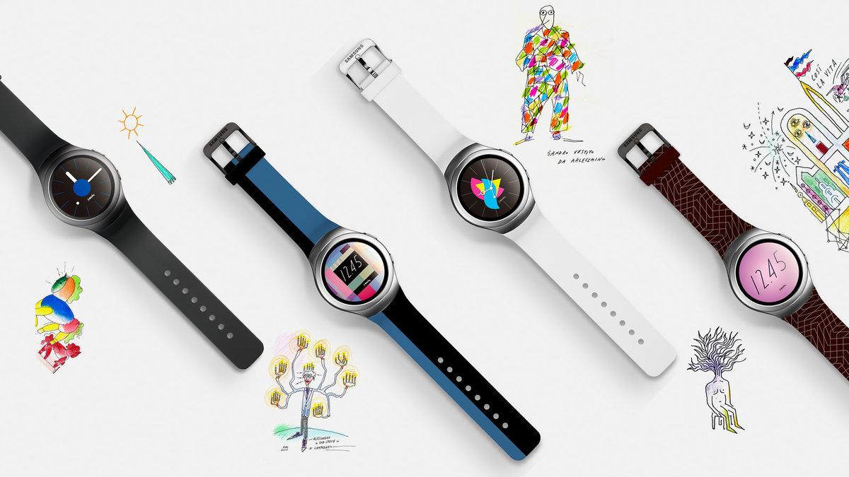 售价2198/2398元 三星发布Gear S2智能手表的照片 - 21
