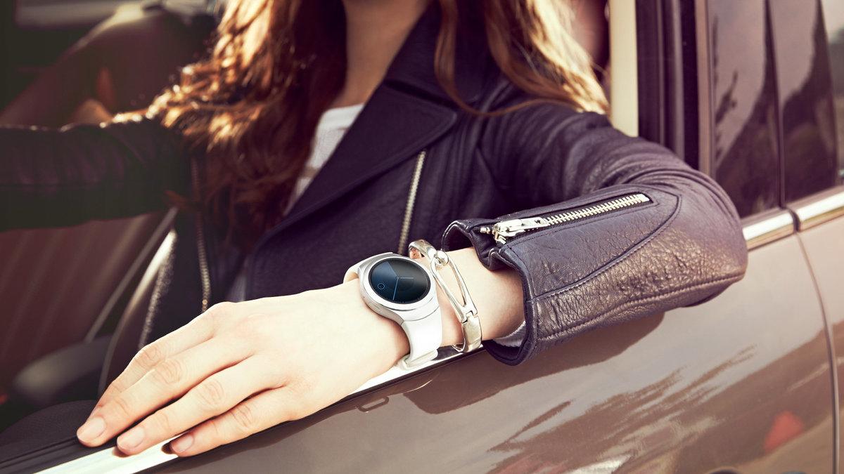 售价2198/2398元 三星发布Gear S2智能手表的照片 - 1